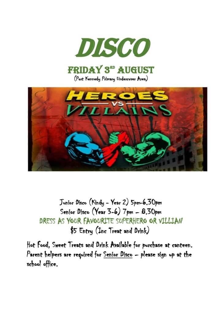 thumbnail of Superhero poster