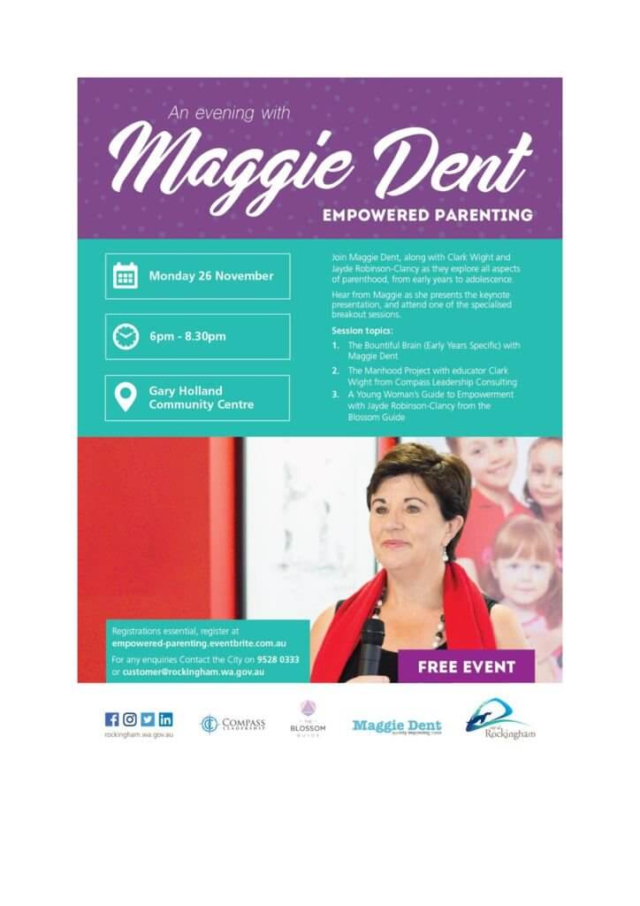 thumbnail of Maggie Dent