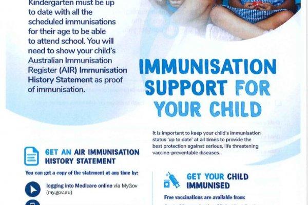 thumbnail of Immunisation